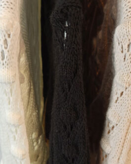 Jersey bajo plisado