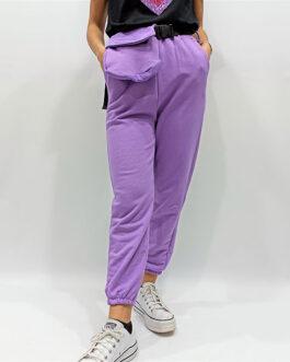 Pantalón sport riñonera