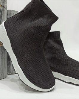 Botín calcetín elástico