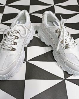 Sneaker blanca Extreme