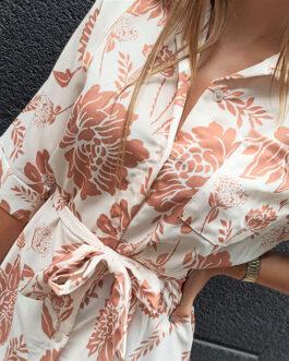 Vestido camisero Florencia